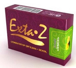 Стимулятор оргазма Exta-Z (лимон)